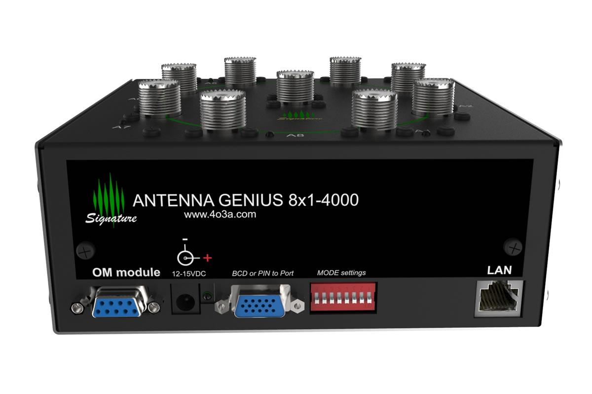 Antenna Genius 8x1