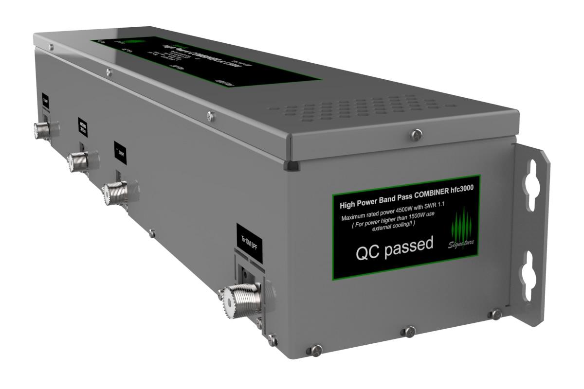 Triplexer Combiner HFC3000