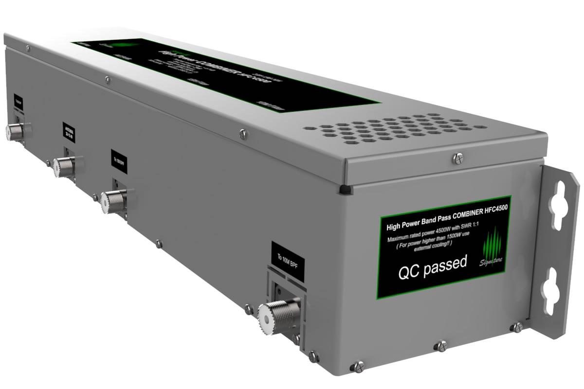 Triplexer Combiner HFC4500