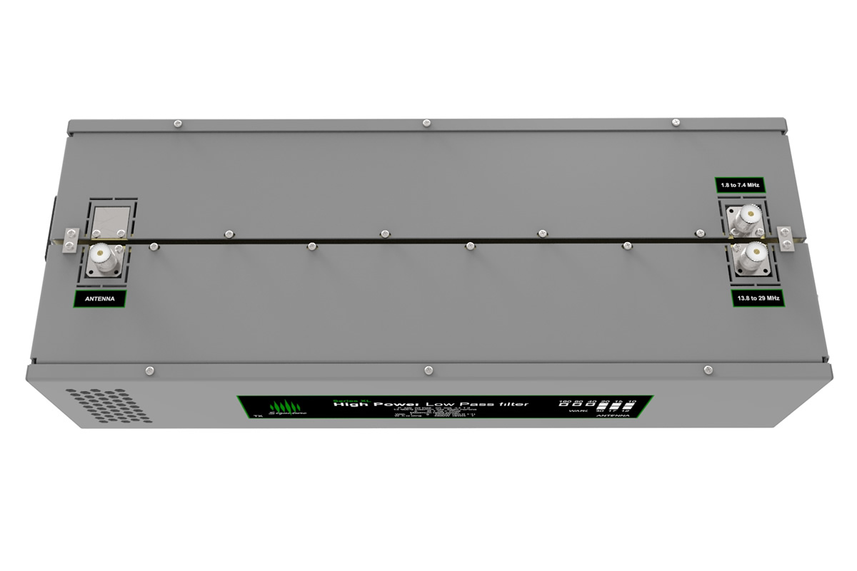 Triplexer Extender QPXC8