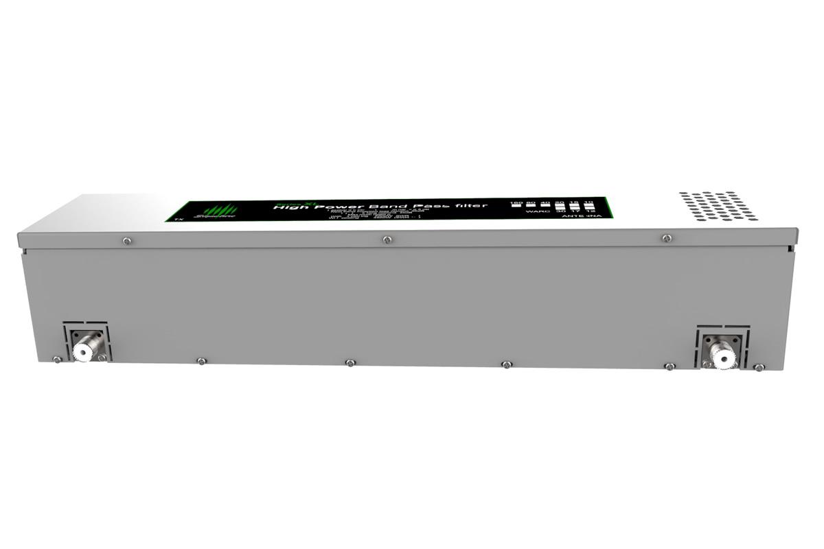 band pass filter series XL 4