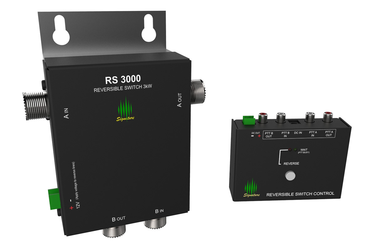 RS3000 with control unit