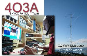 QSL gallery
